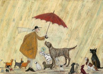Cats and Dogs by Sam Toft