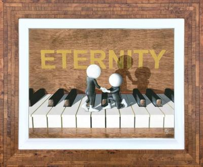 Eternity - 3D Gloss by Mark Grieves