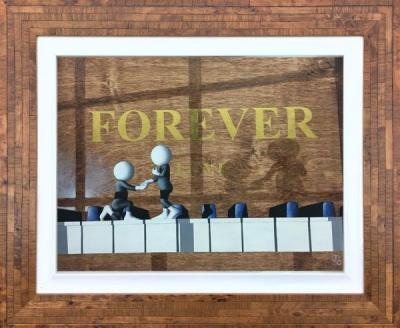 Forever - 3D Gloss by Mark Grieves
