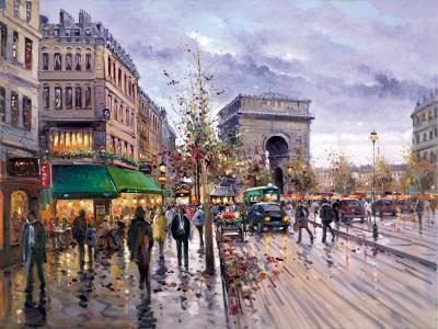 Postcard From Paris