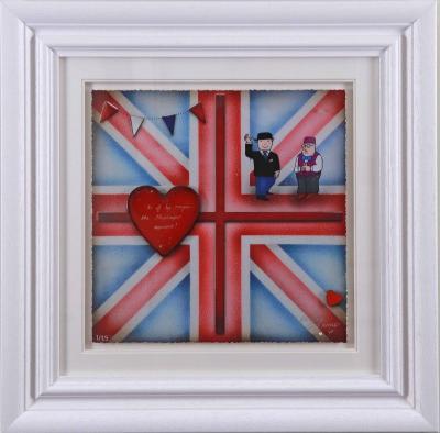 Britannia- Mr Benn
