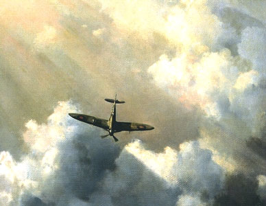 Immortal Hero - Spitfire