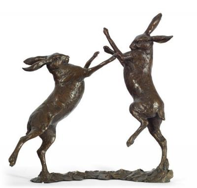 Duel (Boxing Hare)