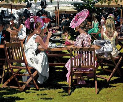 Afternoon Tea at Ascot