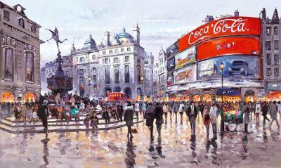 Love Affair with London