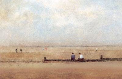 Beach With Figures II