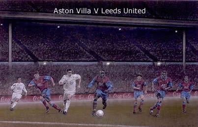 Wembley Magic - Aston Villa vs Leeds United