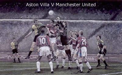 Victorious Villa - Aston Villa vs Manchester United