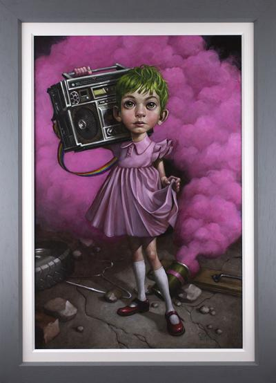 Make Your Own Kind of Music- Deluxe Canvas by Craig Davison