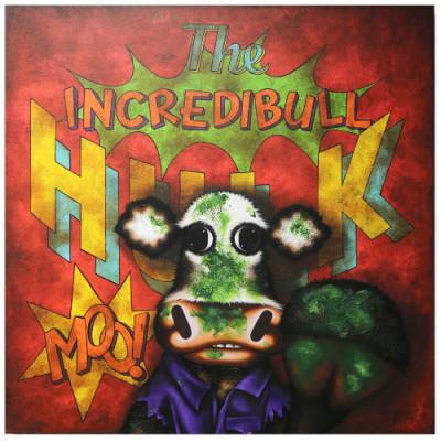 The Incredibull Hulk - Aluminium