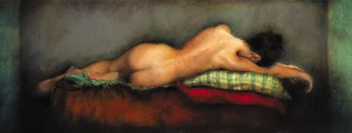 Desire (On Canvas)