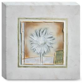 Petit Fleur II - Box Canvas