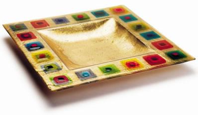 Carnival - Plate (Glassware)