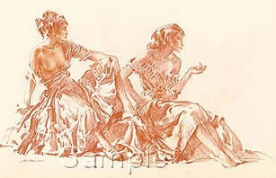 Cecilia and Joanna