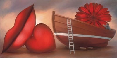 The Love Boat by Berit Kruger Johnsen