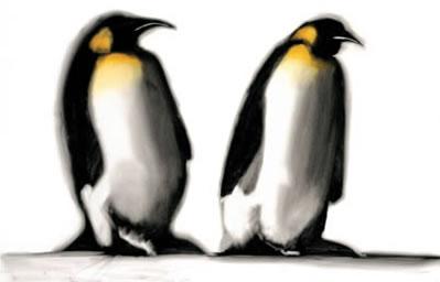 The King & I - Penguins