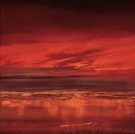 Crimson Reflection II
