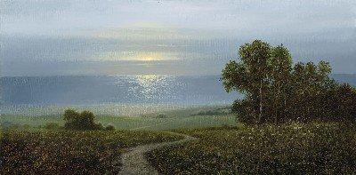 Devon Coast At Sunrise