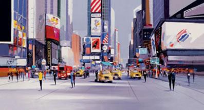 Cityscape I (New York)
