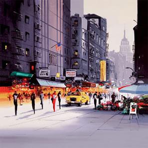 Cityscape II (New York)