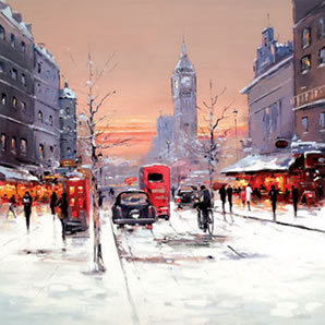London Life (canvas)