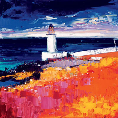 The Lighthouse, Loch Indaal
