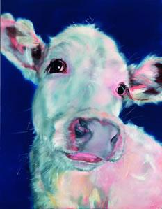 Semi Skimmed - White Cow