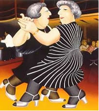 Dancing On The QE2