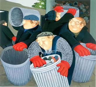 Dustbinmen