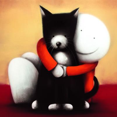 I Love You (Box Canvas)
