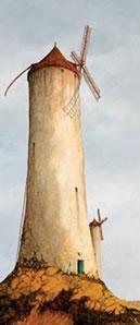 Ivory Towers I