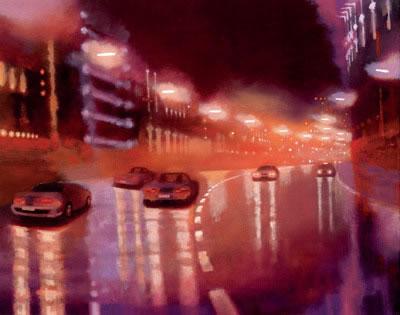 City Glow I