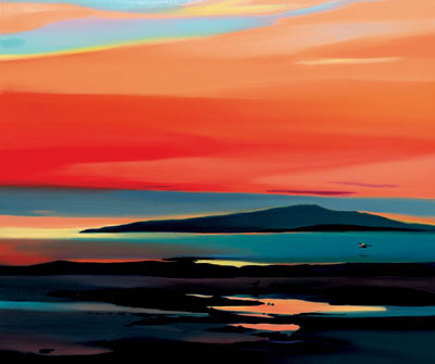 Incandescent Skies III