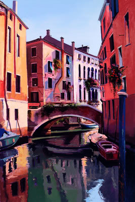 Reflections Of Venice II