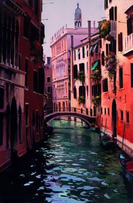 Reflections Of Venice I