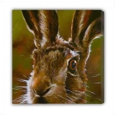 Hare (Canvas)