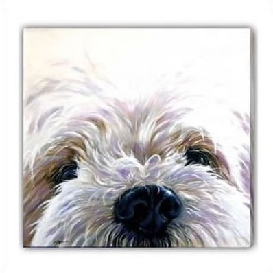 Westie (Canvas) - West Highland Terrier