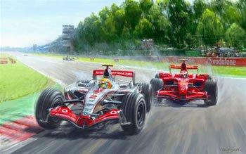 My Champion (Lewis Hamilton & Kimi Raikkonen)