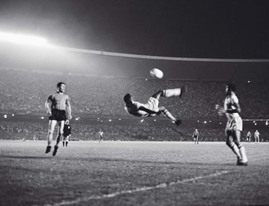 Bicycle Kick by Pele