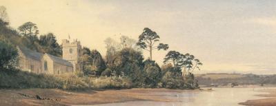 Ebb Tide by Alan Ingham