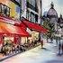 Parisian Summer by Paul Kenton